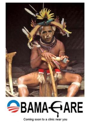 Racist Obama Sign 6
